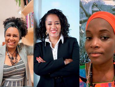 Jaqueline Conceição, Liliane Rocha e Nivia Luz falam dos avanços em suas áreas de atuação, apontados como divisor de águas na luta antirracista