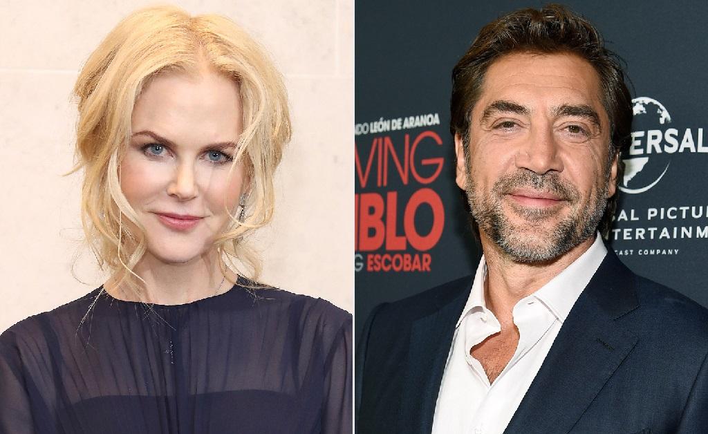 Nicole Kidman e Javier Bardem