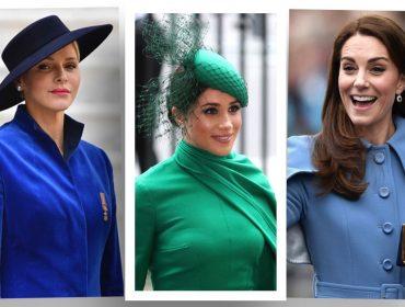 De Charlene de Mônaco a Kate Middleton: qual foi a royal que mais gastou dinheiro em roupas em 2020?