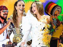 Carnaval 2021: Artistas baianos se movimentam para realizar a primeira folia virtual do Brasil