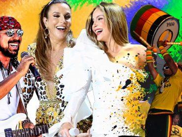 Carnaval 2021: Artistas em todo o Brasil se movimentam e prometem fazer história na primeira folia virtual