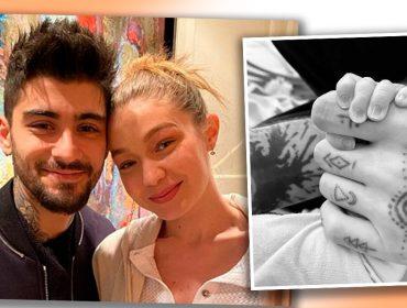 Gigi Hadid finalmente revela o nome de sua filha com Zayn Malik, que significa 'a escolhida da realeza'
