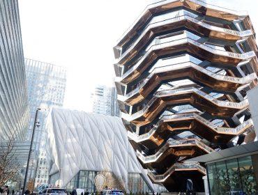 A estrutura tem 46 metros de altura