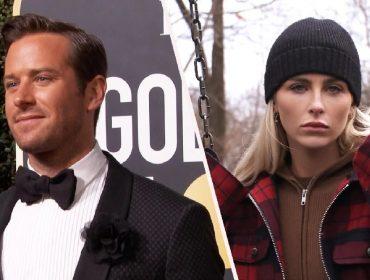 Ex-namorada de Armie Hammer afirma que mãe do ator o acusou de ter 'comportamentos demoníacos'