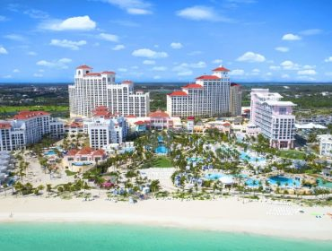 O Grand Hyatt Baha Mar, um dos resorts mais exclusivos das Bahamas