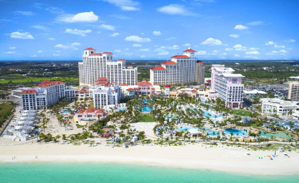 O Grand Hyatt Baha Mar, um dos resorts mais exclusivos das Bahamas