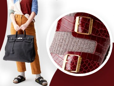 Heresia fashion? Coletivo destrói valiosas bolsas Birkin para transformá-las em sandálias inspiradas nas icônicas Birkenstocks. O preço? 418 mil reais