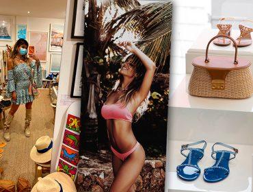 Geração Z: Cesca Civita mergulha na moda de St. Barths e entrega dicas das boas para ir às compras na ilha