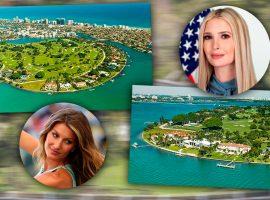 Ivanka Trump compra terreno de 100 milhões de reais em ilha exclusivíssima e será vizinha de Gisele Bündchen