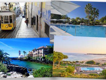 Prepare-se para próximo check-in com uma uma trip virtual pelas belezas de Portugal