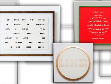 Luciana Brito Galeria celebra os 90 anos do artista-poeta Augusto de Campos com inauguração de espaço virtual