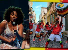 Olodum consegue patrocínio e arma live com a presença de Margareth Menezes na terça-feira de Carnaval