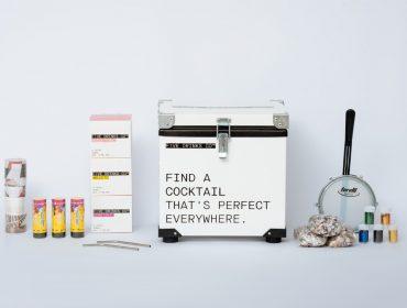 F!VE DRINKS CO preparou um kit especial de drinks para os foliões curtirem o Carnaval em casa