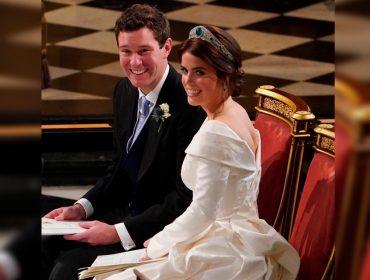 Princesa Eugenie, neta da Rainha Elizabeth II, dá à luz nono bisneto da monarca
