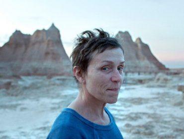 """Frances McDormand em cena de """"Nomadland"""""""