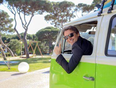 Murilo Rosa entrega relação com Portugal e fala sobre seu novo endereço no Parque das Nações, em Lisboa