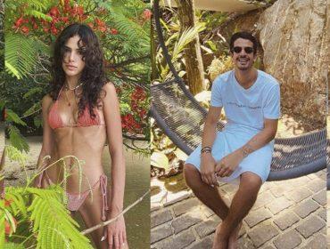 Bruna Marquezine e Enzo Celulari: aproximação do casal começou há seis meses em ação social