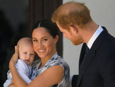 Mudança no certificado de nascimento de Archie Harrison foi feita por ordem da rainha