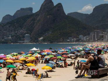 Glamurettes que estiveram no Rio de Janeiro contam que a população vive como se não existisse pandemia por lá