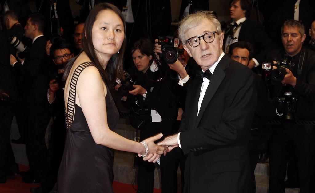 Soo-Yi Previn e Woody Allen