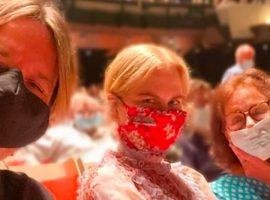 Nicole Kidman é agredida no rosto durante ópera em Sidney e marido sai em sua defesa: 'Ele bateu pra valer'