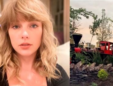 Taylor Swift é processada por parque temático americano por causa de seu novo álbum