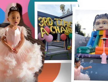 Nada de 'Stormi World': Kylie Jenner faz 'festinha' à la Kardashians em casa para comemorar o aniversário de três anos da filha