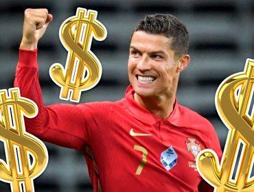 Cristiano Ronaldo ganha R$46 milhões por semana só com o Instagram, afirma pesquisa realizada na Inglaterra