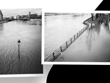 Break News: Chuvas alagam Paris, rio Sena atinge mais de 4 metros de altura e cidade entra em alerta máximo