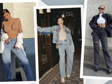 Nada de Skinny Jeans: a geração Z decretou o fim do jeans apertado para dar início a uma nova era