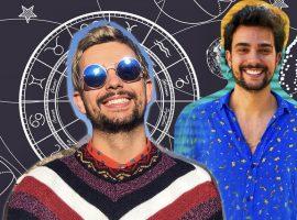Vítor diCastro, criador do Deboche Astral, fala sobre energias de 2021 e que signo pode vencer o BBB, sempre com humor que é sua marca registrada