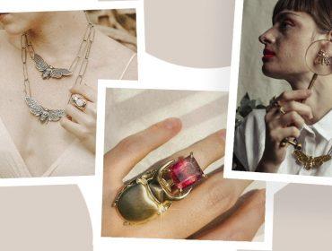 Desejo do Dia: a joalheria artesanal com propósito de Silene Iole