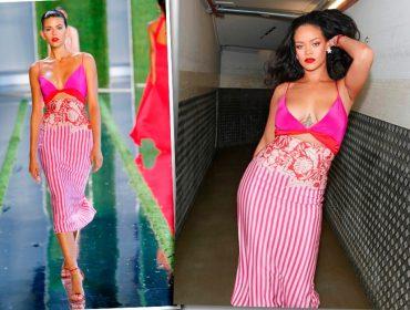 Rihanna anuncia fim da marca Fenty, mas nunca deixará de ser ícone fashion. Glamurama prova que todos os looks ficam bem na musa