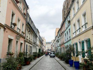 Rue Crémieux: Conheça a história e os segredos da rua mais instagramável de Paris