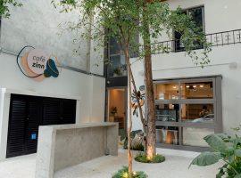 Jardins ganha unidade do Café Zinn instalado em casa antiga cheia de charme, verde e delícias