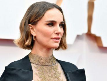 """Natalie Portman não deixa barato depois de revista divulgar """"aparente barriguinha de bebê"""""""