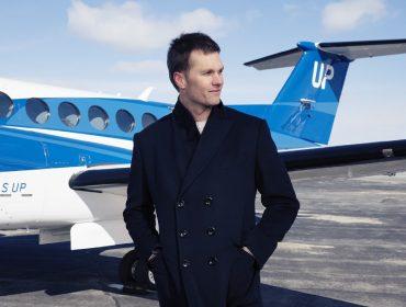 Empresa de jatinhos que conta com Tom Brady entre seus sócios é avaliada em mais de R$ 11 bilhões