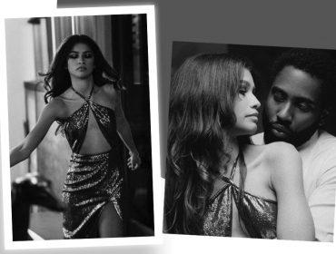 Vestido metálico de Zendaya em 'Malcolm and Marie' enlouquece fãs e ganha edição especial para venda online. O valor?
