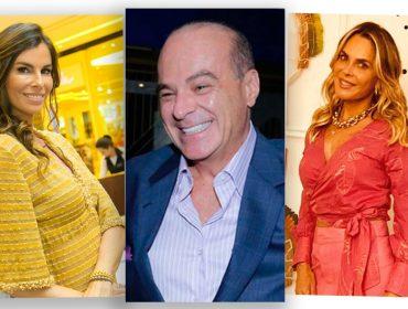 Chega ao fim o relacionamento de Marcelo de Carvalho e Fernanda Barbosa. E ao que tudo indica, a fila já andou para o empresário