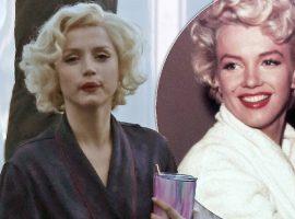 Ana de Armas explica porque precisou ficar 'careca' para viver Marilyn Monroe em nova produção da Netflix