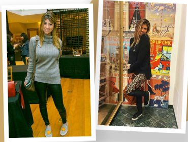 Geração Z: Cesca Civita fala da 'leggingmania', que marca presença nas passarelas + streetstyle + homewear
