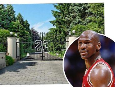 Michael Jordan não sabe mais o que fazer para vender seu château, encalhado há nove anos. Vem conher o imóvel!