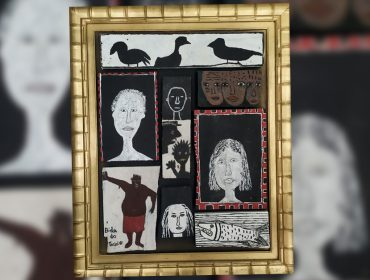 Da Bahia para o mundo: J.P conta quem é o pintor Chico Flores que se inspira em personagens de Salvador para fazer arte