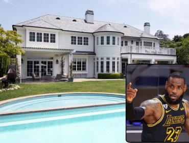 Le Bron James coloca seu château à venda por preço menor do que pagou: R$ 116 mi. Vem conhecer a casa!