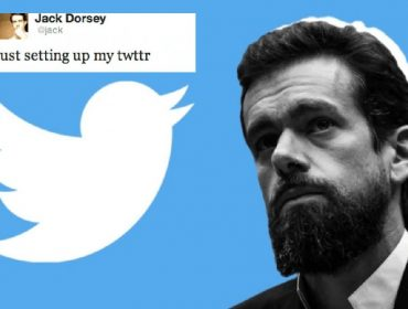 Primeiro tweet de Jack Dorsey, fundador do Twitter, está perto de ser leiloado por R$ 14,6 milhões