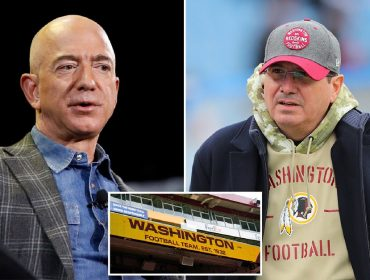 Jeff Bezos pode virar cartola com compra de um dos maiores times de futebol americano dos EUA