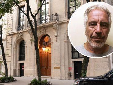 Jeffrey Epstein e sua antiga townhouse em NY