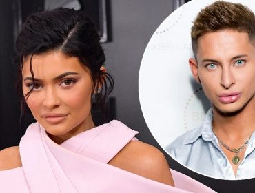 Kylie Jenner e Samuel Rauda