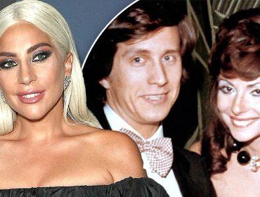 Lady Gaga, e Maurizio Gucci com Patrizia Reggiane