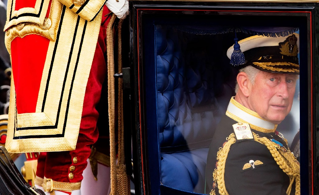 Charles, pai de Harry e futuro rei da Inglaterra